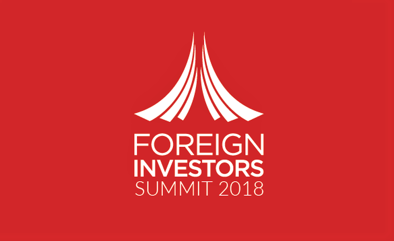 Registration for Foreign Investors Summit is Now Open