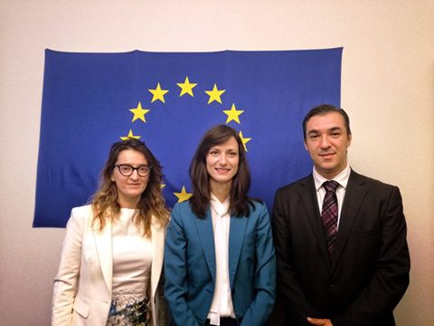 SEE meets the new European Commissioner for Digital Economy and Society