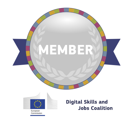SEE is a member of the Digital Skills and Jobs Coalition