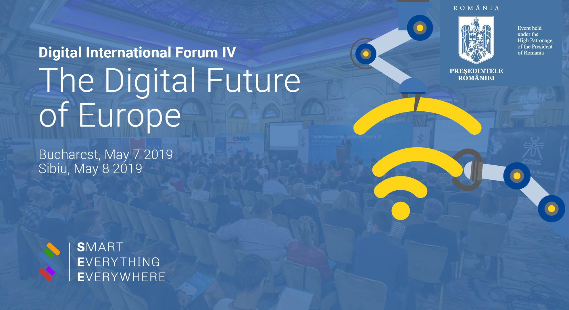 The Digital Future of Europe | Smart Everything Everywhere