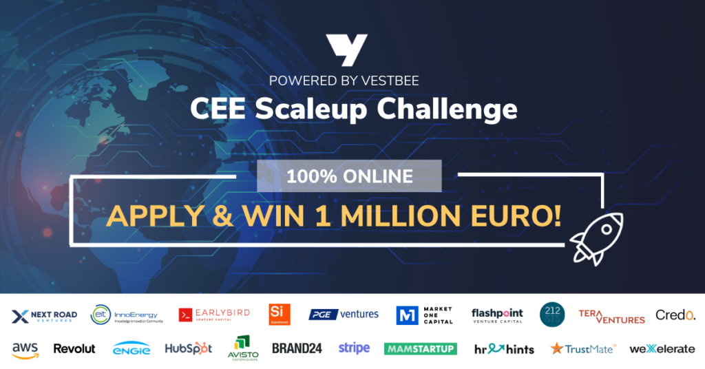 CEE Scaleup Challenge is back!