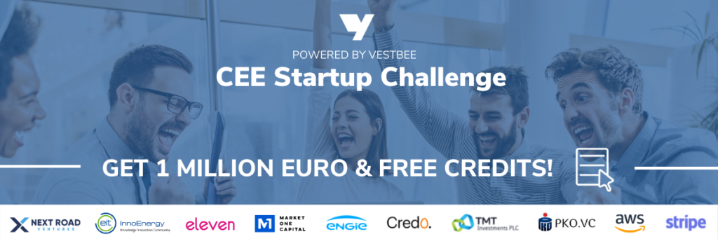 CEE Startup Challenge by Vestbee